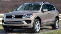 Đánh giá xe Volkswagen Touareg 2016