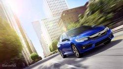 Đánh giá xe Honda Civic 2016 thế hệ mới