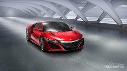 Đánh giá xe Acura NSX 2016 đi kèm thông số kỹ thuật