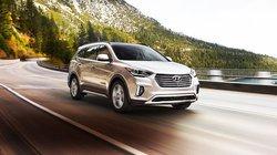 Đánh giá xe Hyundai SantaFe 2017 về thiết kế và khả năng vận hành