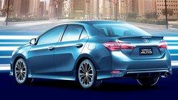 Đánh giá xe Toyota Corolla Altis 2016