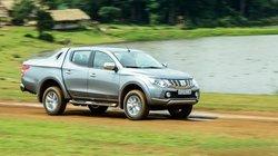 Đánh giá xe Mitsubishi Triton 2015 về khả năng vận hành đi kèm giá bán