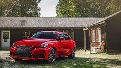 Đánh giá xe Lexus IS 2016