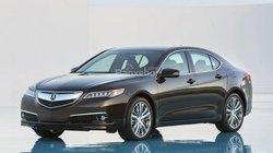Đánh giá xe Acura TLX 2017