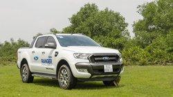 Đánh giá xe Ford Ranger 2016 về khả năng off-road