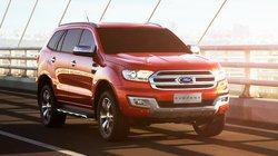 Đánh giá xe Ford Everest Trend 2016
