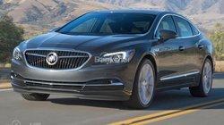 Đánh giá xe Buick LaCrosse 2017