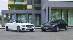 Đánh giá xe Mercedes-Benz E-Class 2017