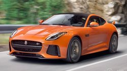 Đánh giá xe Jaguar F-Type 2017