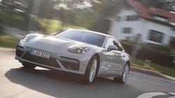 Đánh giá xe Porsche Panamera Turbo 2017 về thiết kế ngoại thất, nội thất