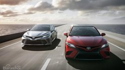 Đánh giá xe Toyota Camry 2018