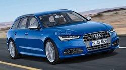 Đánh giá xe Audi S6 2017