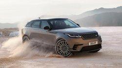Đánh giá xe Land Rover Range Rover Velar 2018
