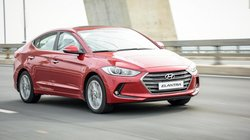 Đánh giá xe Hyundai Elantra 2017-2018