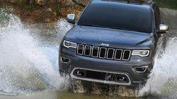 Đánh giá xe Jeep Grand Cherokee 2017