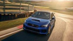 Đánh giá xe Subaru WRX STI 2018