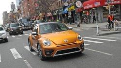 Đánh giá xe Volkswagen Beetle Dune 2017-2018