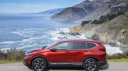 Đánh giá xe Honda CR-V 2018 bản 5 chỗ nhập Mỹ