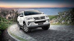 Đánh giá xe Toyota Fortuner 2018 về thiết kế, trang bị và vận hành