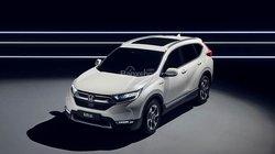 Đánh giá xe Honda CR-V Hybrid 2017 kèm giá bán