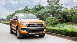 Đánh giá xe Ford Ranger Wildtrak 2018