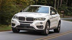 Đánh giá xe BMW X6 2018