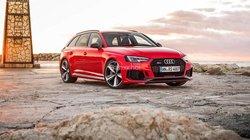 Đánh giá xe Audi RS4 Avant 2018