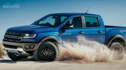 Đánh giá xe Ford Ranger Raptor 2019