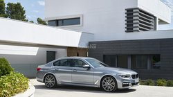 Đánh giá xe BMW 5-Series 2018