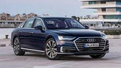 Đánh giá xe Audi A8 2018: Công nghệ ô tô dẫn đầu thế giới