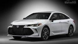 Đánh giá xe Toyota Avalon 2019