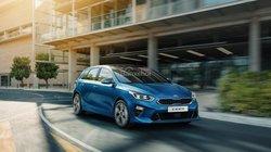 Đánh giá xe Kia Ceed 2019