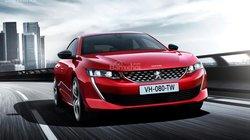 Đánh giá xe Peugeot 508 2019