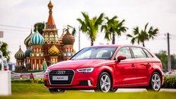 Đánh giá xe Audi A3 2018