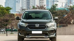 Đánh giá xe Honda CR-V L 2018 bản cao cấp nhất tại Việt Nam