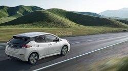 Đánh giá xe Nissan Leaf 2018 - Xe điện bán chạy nhất thế giới