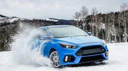 Đánh giá xe Ford Focus RS 2018
