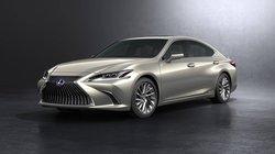 Đánh giá xe Lexus ES 2019 thế hệ mới