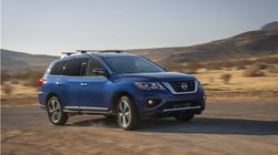Đánh giá xe Nissan Pathfinder 2018