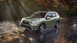 Đánh giá xe Subaru Forester 2019
