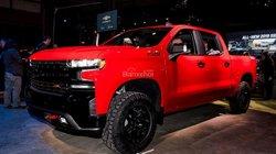 Đánh giá xe Chevrolet Silverado 1500 2019