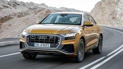 Đánh giá xe Audi Q8 2019 về thiết kế và sức mạnh