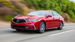 Đánh giá xe Acura RLX 2018 nâng cấp mới