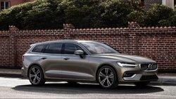 Đánh giá xe Volvo V60 2019