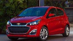 Đánh giá xe Chevrolet Spark 2019 cập nhật mới