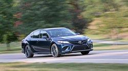 Đánh giá xe Toyota Camry XSE V6 2019 nhập Mỹ