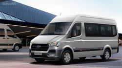 Đánh giá xe Hyundai Solati 2019 đang bán tại Việt Nam