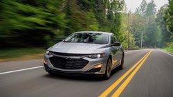 Đánh giá xe Chevrolet Malibu 2019
