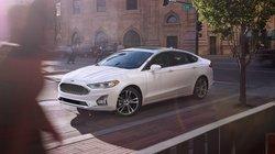 Đánh giá xe Ford Fusion 2019 nâng cấp