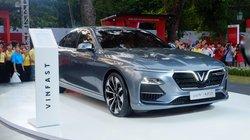 Đánh giá xe VinFast LUX A2.0 chi tiết ngoại thất tại Việt Nam